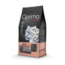 OPTIMANOVA CAT Salmon&Potato GF 2kg