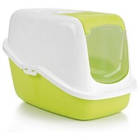 Savic Liivakast NESTOR filtr valge/rohel