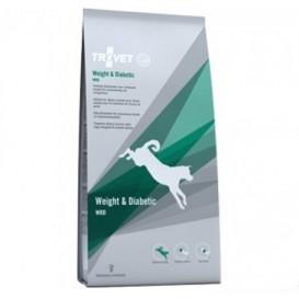 TROVET WEIGHT& DIABETIC koeratoit 3kg