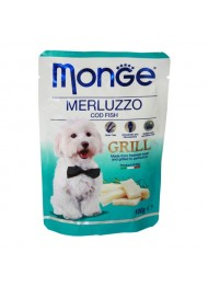 MONGE GRILL DOG tursk 100g