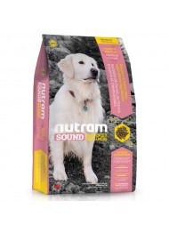 Nutram S10 Sound Senior 100% NATURAALNE TOIT VANEMALE KOERALE.
