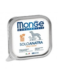 MONGE DOG SOLO DUCK Part 150g