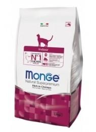 MONGE CAT INDOOR 1,5 kg