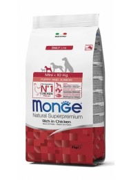 MONGE MINI DOG PUPPY KUTSIKATOIT 800g