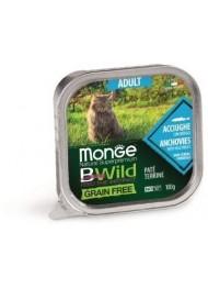 MONGE BWILD CAT Anshoovis 100g
