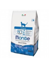 MONGE CAT URINARY kassitoit 1,5kg