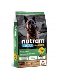 Nutram T26 TOTAL LAMB &Leg koeratoit 2kg
