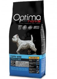 OPTIMANOVA PUPPY MINI Chicken&Rice 800g