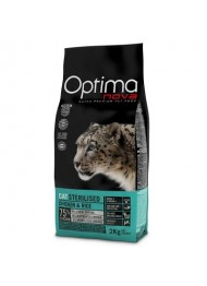 OPTIMANOVA CAT STERILISED 400g