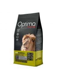 OPTIMANOVA CAT HAIRBALL 400g