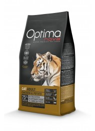 OPTIMANOVA CAT GRAIN FREE Chicken 2kg