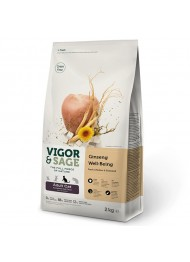 V&S Ginseng Well-Being ADULT CAT 400g