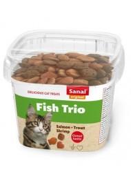 Sanal CAT kassimaius FISH TRIO 75g