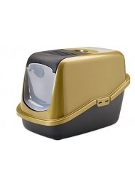 Savic Liivakast NESTOR +filter kuld/must