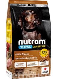 Nutram T27 SMALL BREED kana&kalkun 2kg
