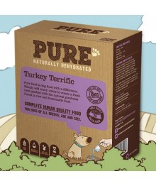 Pure Pet Turkey Terrific koeratoit 4 kg