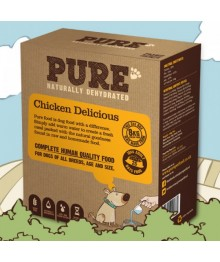 Pure Pet Chick Delicious koeratoit 500g