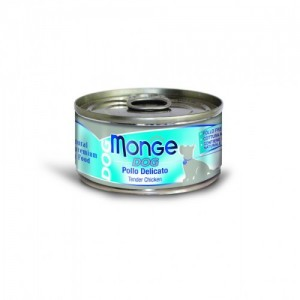 MONGE Natural DOG kana delikatess 95g