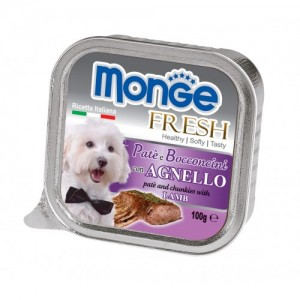 MONGE Fresh DOG Lammas  100g