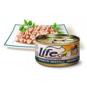 Life Cat tuunikala singiga 85g