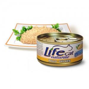 Life Cat hakitud kanaliha 70g