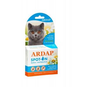 Quiko Ardap kirbu/puugi tõrje 4kg kass