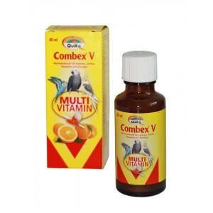 QUIKO COMBEX V multivitamin linnule 30ml