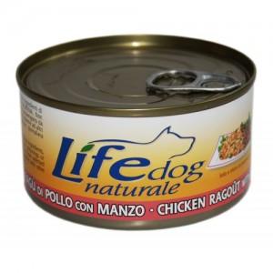 Life Dog kanaraguu & veis 170g