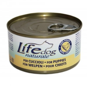 Life Dog kutsikatoit kanaga 170g