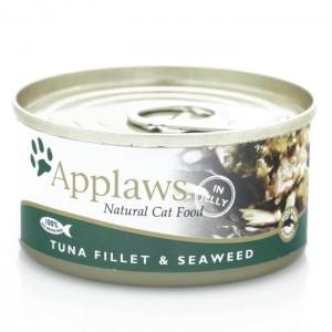 APPLAWS Tuna&Seaweed kass 156g