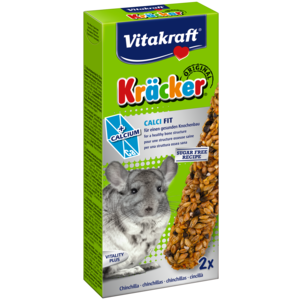 Vitakraft Kräcker CHINCHILLA calts.112g