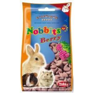 Nobby NOBBITS BERRY näriliste maius 75g