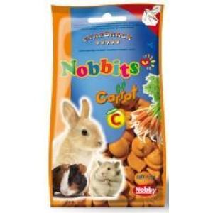 Nobby  NOBBITS CARROT närilise maius 75g