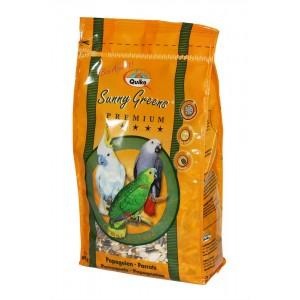 QUIKO SUNNY GREEN suure papagoi toit 850