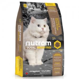 Nutram T24 Total Teraviljavaba kassitoit lõhe & forelliga.