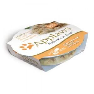 APPLAWS Chicken breast & Duck 60g