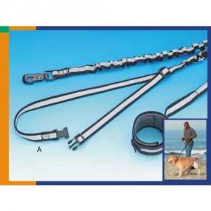 Nobby JALUTUSRIHM helkuriga elastic120cm