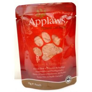 APPLAWS Tuna&PacificPrawns kass 70