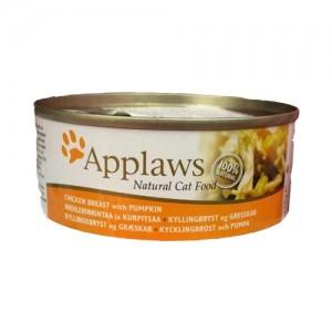 APPLAWS Chicken&Pumpkin kassikonserv 156g