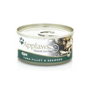 APPLAWS Tuna&Seaweed kass 156g