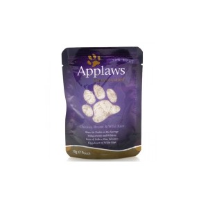APPLAWS Cat Kanarind & Metsik riis 70g