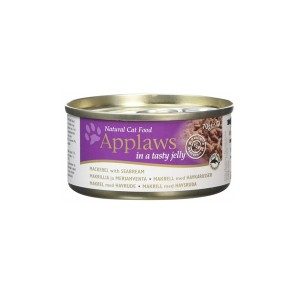 APPLAWS Yelly Makrell & Besuugo kass 70g