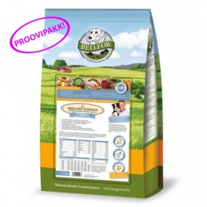 Bellfor Grain Free JUNIOR Kanaliha 100g