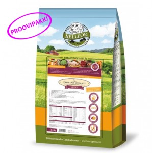 Bellfor Grain Free Kana MINI koer 100g