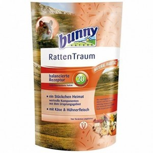 Bunny RAT DREAM BASIC ROTI põhitoit 500g