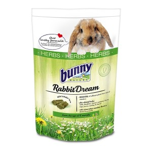 BUNNY RabbitDream jänese põhitoit 1,5kg