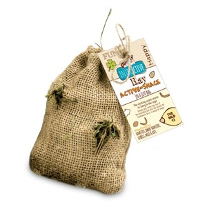 Bunny HAY ACTIVE SNACK THE WILD 30g
