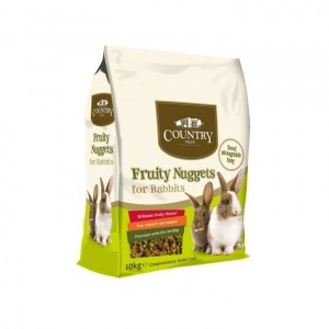 Burgess COUNTRY FRUITY JÄNESETOIT 1,5kg
