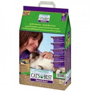 CATS BEST NATURE GOLD kassiliiv 20L/10kg