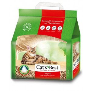 CATS BEST ORIGINAL kassiliiv 10L/4,3kg